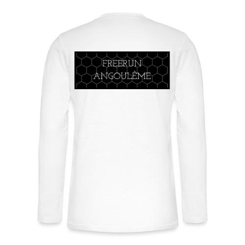 FREERUN MIEL :) - T-shirt manches longues Henley