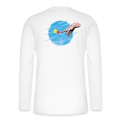 Crossminton, une divine création - Henley long-sleeved shirt