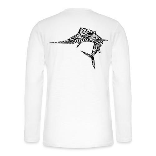 The Black Marlin - Henley long-sleeved shirt