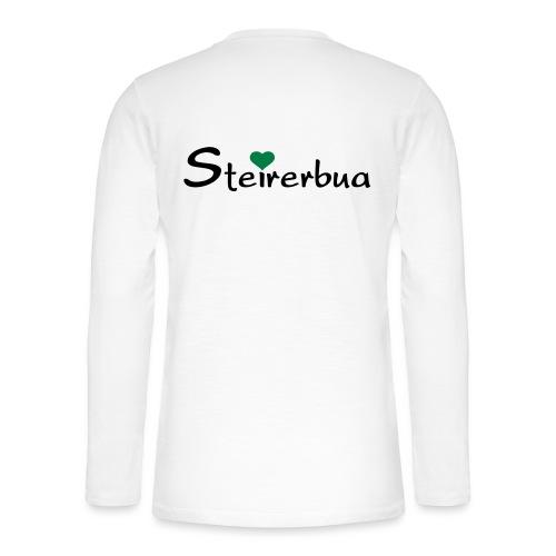 Steirerbua - Henley Langarmshirt