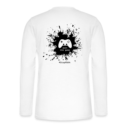 Join the game - Henley long-sleeved shirt