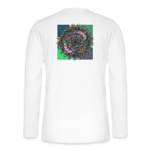 WorldAround 150220 ds. A - Henley long-sleeved shirt