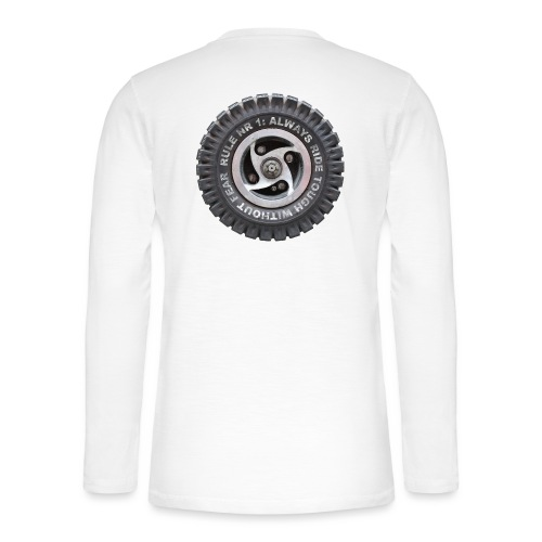toughwheels - Henley shirt met lange mouwen