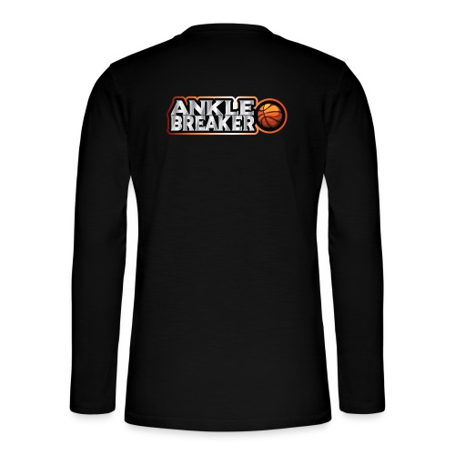 Ankle Breaker for real streetball players - Henley long-sleeved shirt