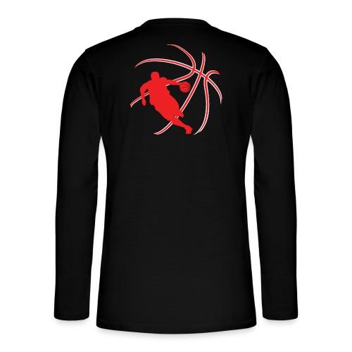 Basketball - Henley long-sleeved shirt