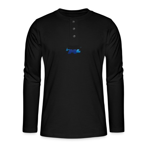 AAZ Solution - T-shirt manches longues Henley