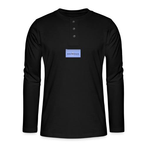 pots jpeg - Henley long-sleeved shirt