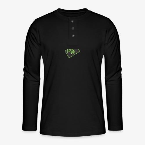 Flattsen - Henley Langarmshirt
