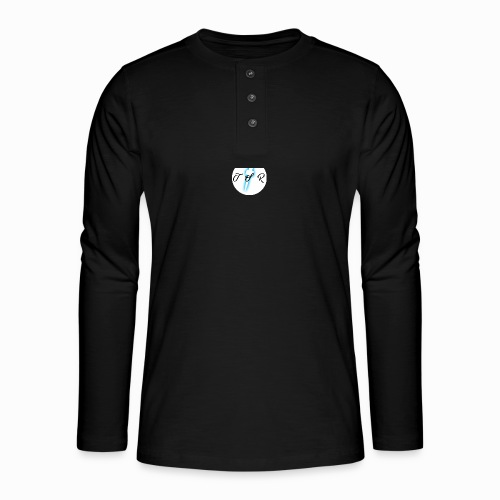 The Scots Review TSR Logo - Henley long-sleeved shirt