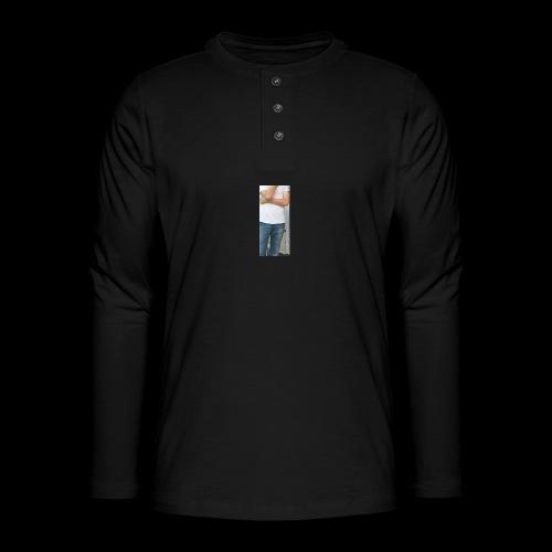 JACOB MCKAY LIMITED STOCK LONG SLEEVE. - Henley long-sleeved shirt