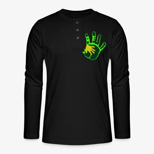 Bébé Signe - T-shirt manches longues Henley