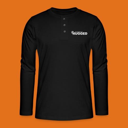 rugged - Henley long-sleeved shirt