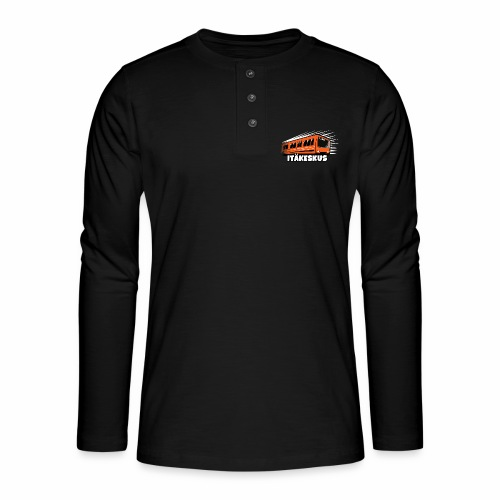 METRO ITÄKESKUS, T-Shirts +150 Products Webshop - Henley pitkähihainen paita