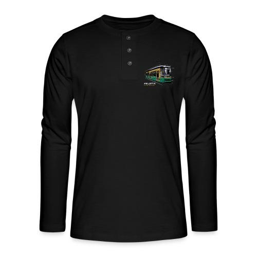 Helsingin Raitiovaunu T-paidat, 154 upeaa tuotetta - Henley pitkähihainen paita