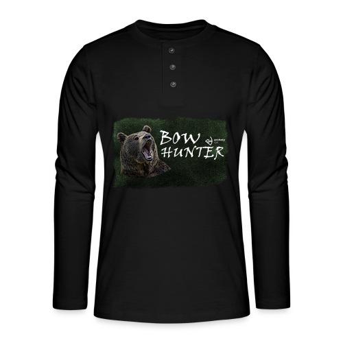 Bowhunter - Henley Langarmshirt