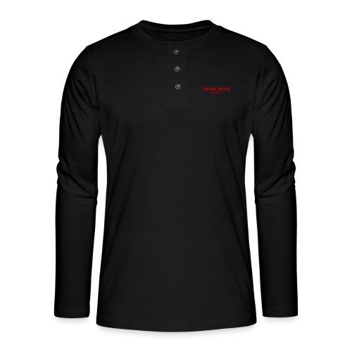 Team Spike - Henley long-sleeved shirt