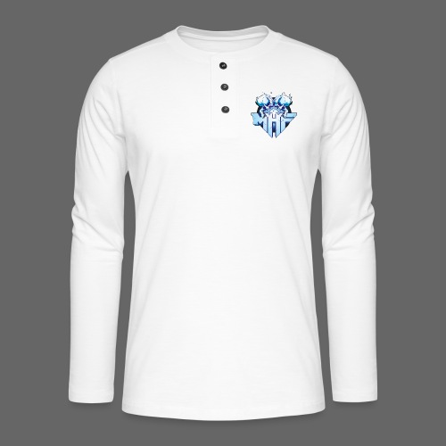 MHF New Logo - Henley long-sleeved shirt