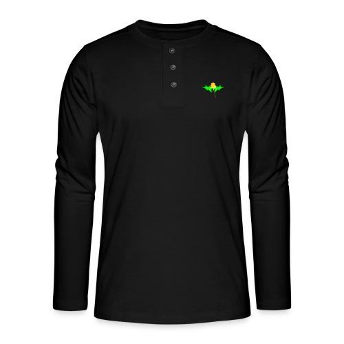 cloudberry - Henley long-sleeved shirt