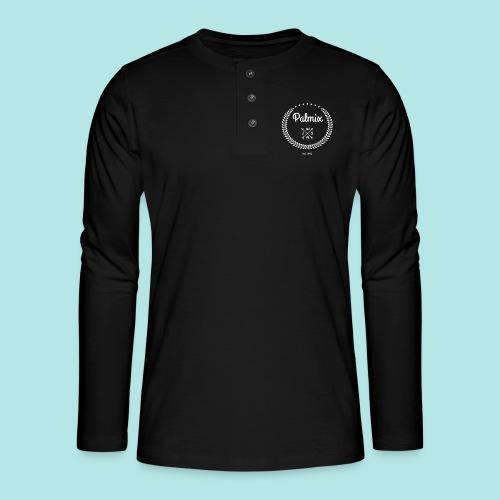 Wish big palmix - Henley long-sleeved shirt