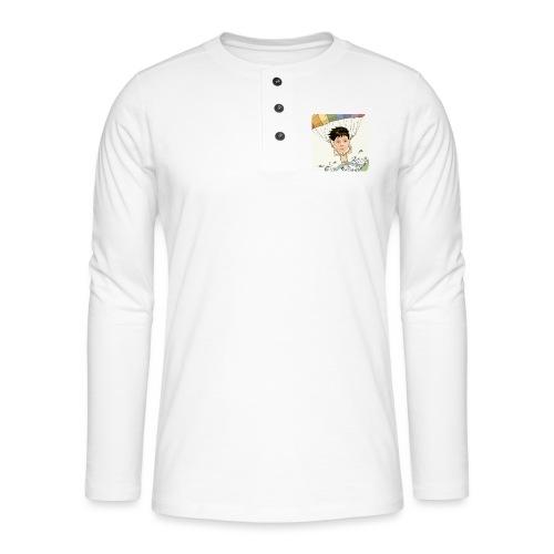 Wanderingoak629 - Henley long-sleeved shirt
