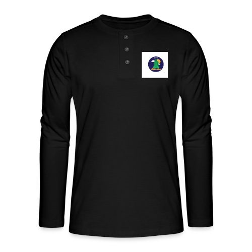 ESTABLISHED 1856 - T-shirt manches longues Henley