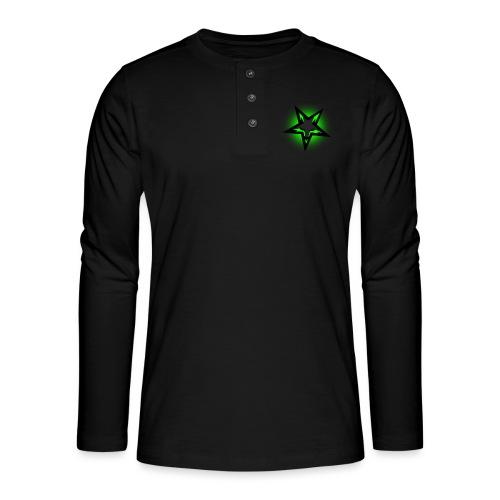 KDutch Logo - Henley long-sleeved shirt