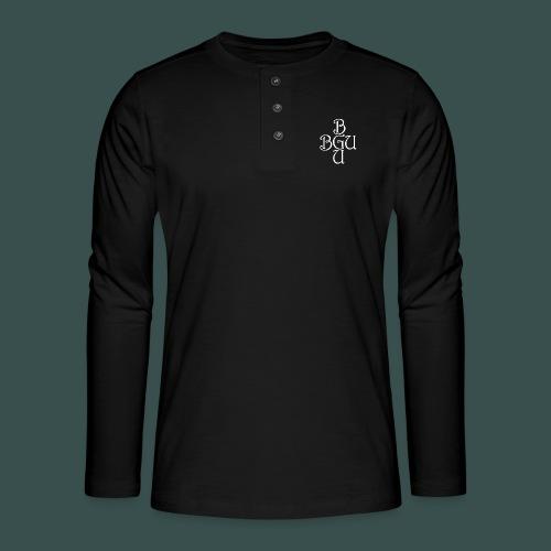 BGU - Henley Langarmshirt