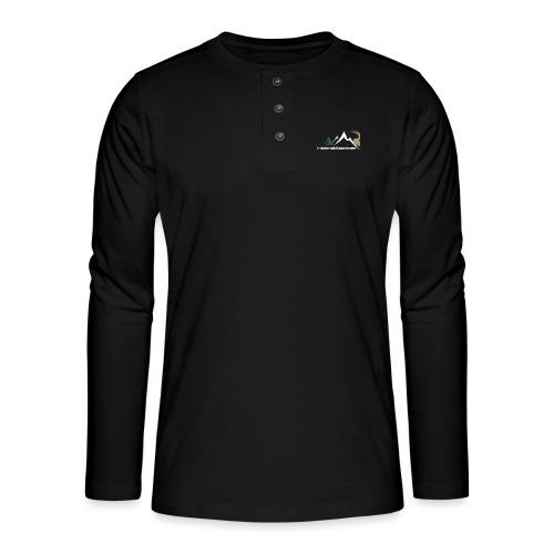 i-sierradelasnieves.com - Camiseta panadera de manga larga Henley