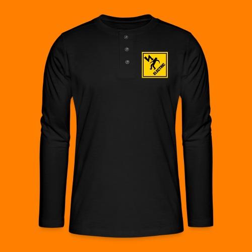 electric - Henley long-sleeved shirt