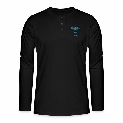 MAMIL - Henley long-sleeved shirt