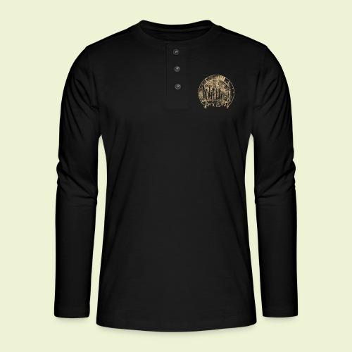 FFM Skyline R - Henley Langarmshirt