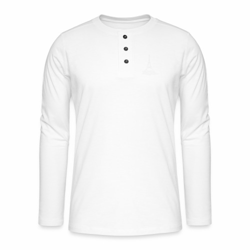 Paris dream work - T-shirt manches longues Henley
