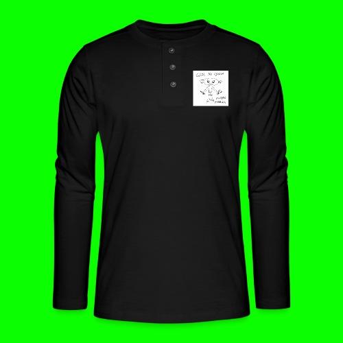 Murder Madrigals - Henley long-sleeved shirt