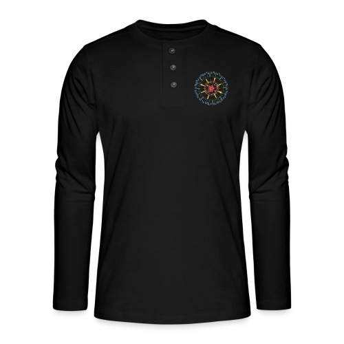 Attention - Henley long-sleeved shirt