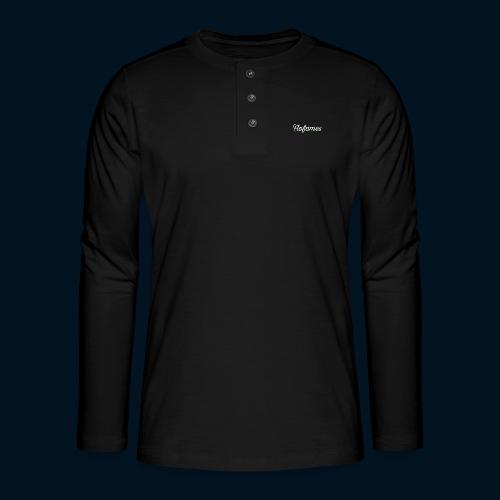 camicia di flofames - Maglia a manica lunga Henley
