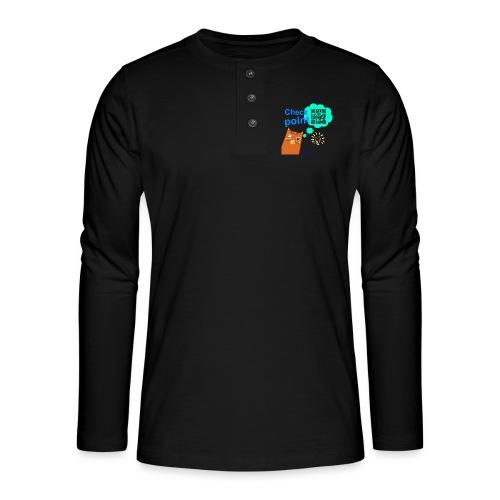 Duna Checkpoint - Henley langermet T-skjorte