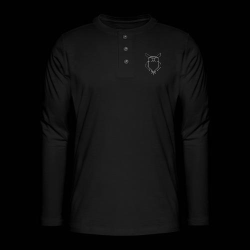 WOWL - Henley pitkähihainen paita