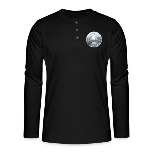 BikeToDream - T-shirt manches longues Henley