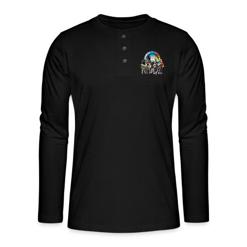 HEMAWomen2 - Henley long-sleeved shirt