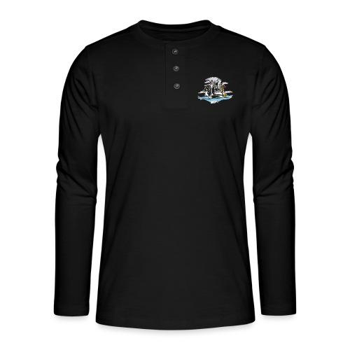 Birds of a Feather - Henley long-sleeved shirt