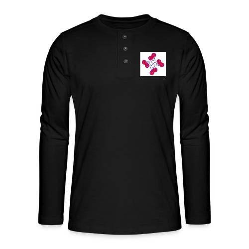 unkeon dunkeon - Henley pitkähihainen paita