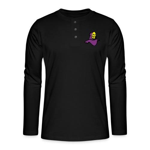 Skeletor - Henley long-sleeved shirt