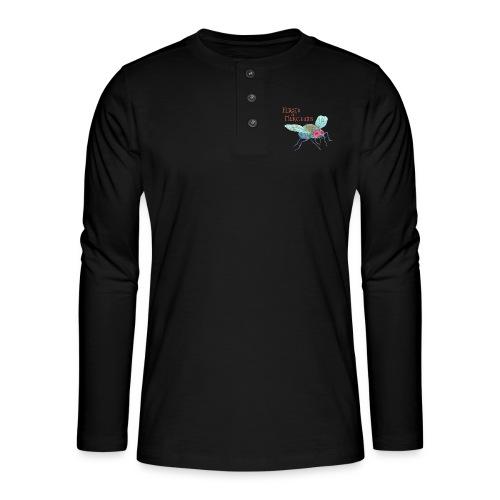 Fly - Henley Langarmshirt