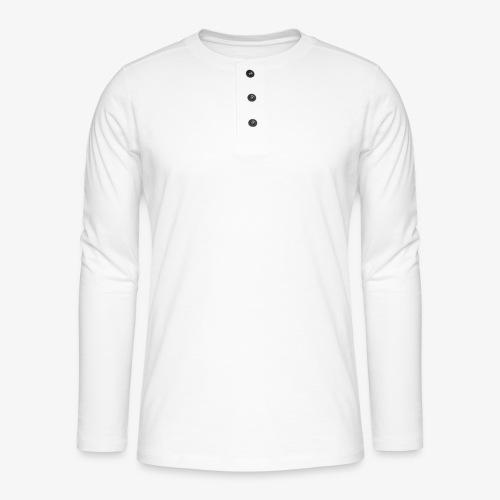 FLS Logo - Henley langermet T-skjorte
