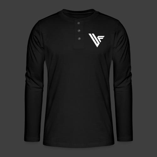 United Front Alternative Logo collection - Henley pitkähihainen paita