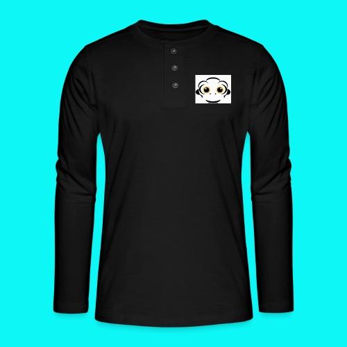 FullSizeRender_-2- - Henley T-shirt med lange ærmer