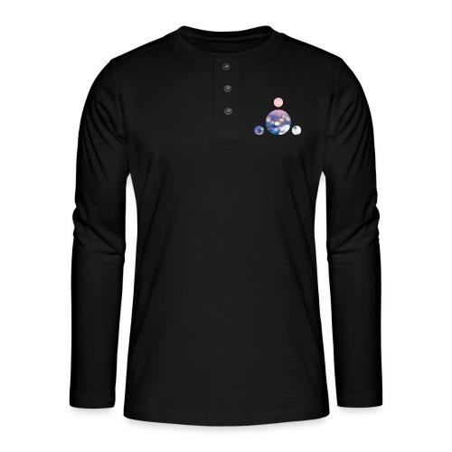 BULLES - CERCLE - T-shirt manches longues Henley
