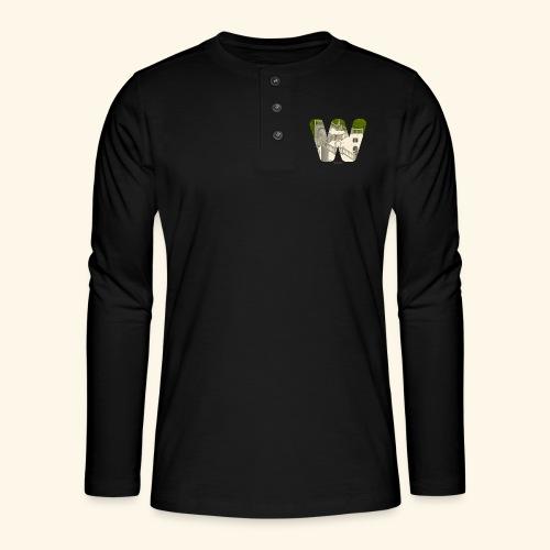 Vogelsauer Treppe - Henley Langarmshirt