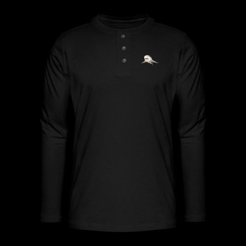 SHARK COLLECTION - Maglia a manica lunga Henley