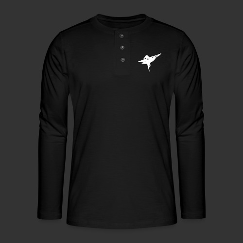 Kill the Army of Swort - Henley long-sleeved shirt
